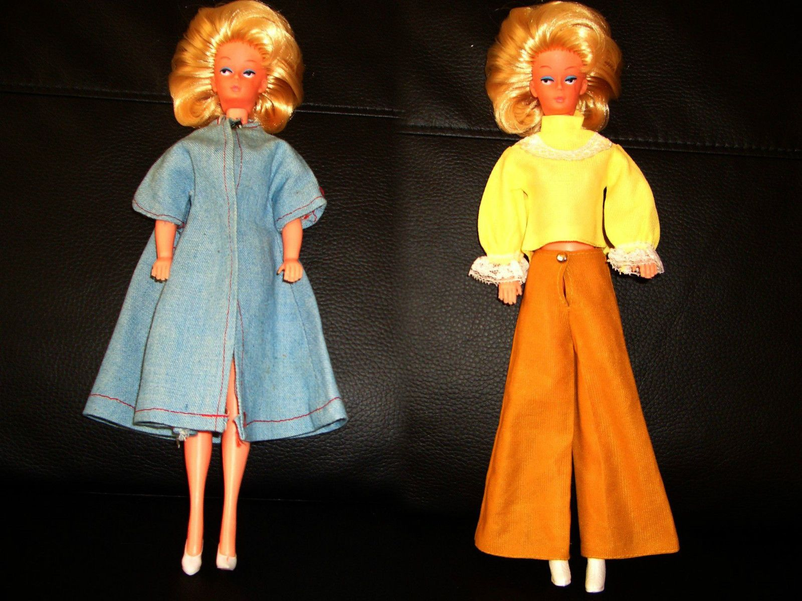 Vintage DDR Barbie Puppe STEFFI Waltershausen(1966) Doll Germany +Extra Kleidung   eBay