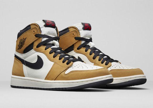 Air Jordan 1 High Rookie of the Year : Sneakers