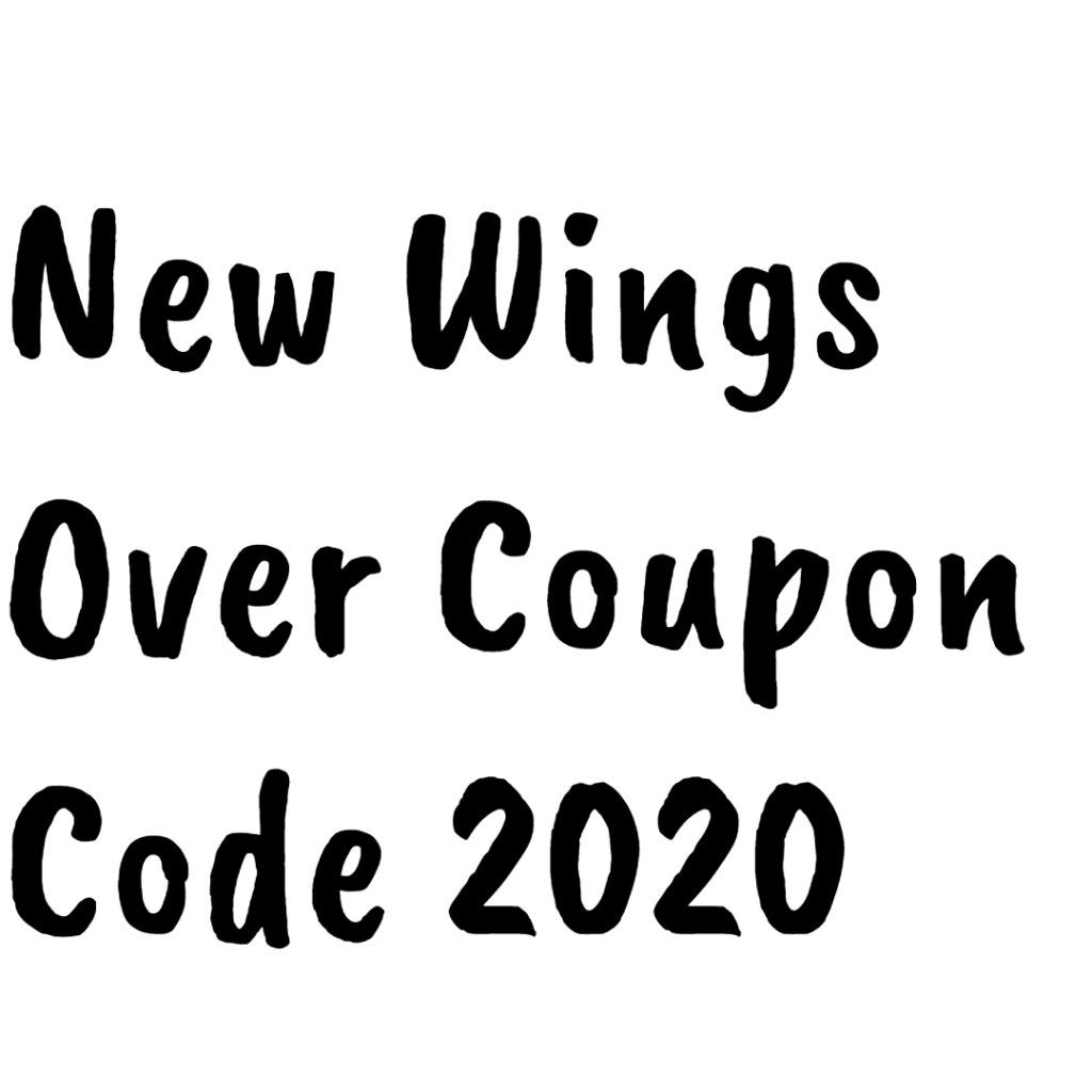 Wings Over Coupon Code 2020 Coding Coupon Codes Promo Codes