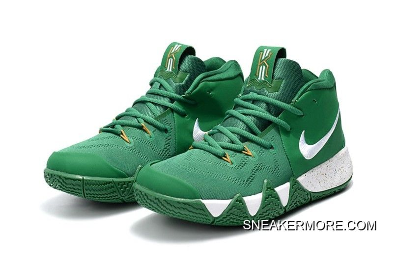 "Nike Kyrie 4 ""Celtics"" PE Green/White"
