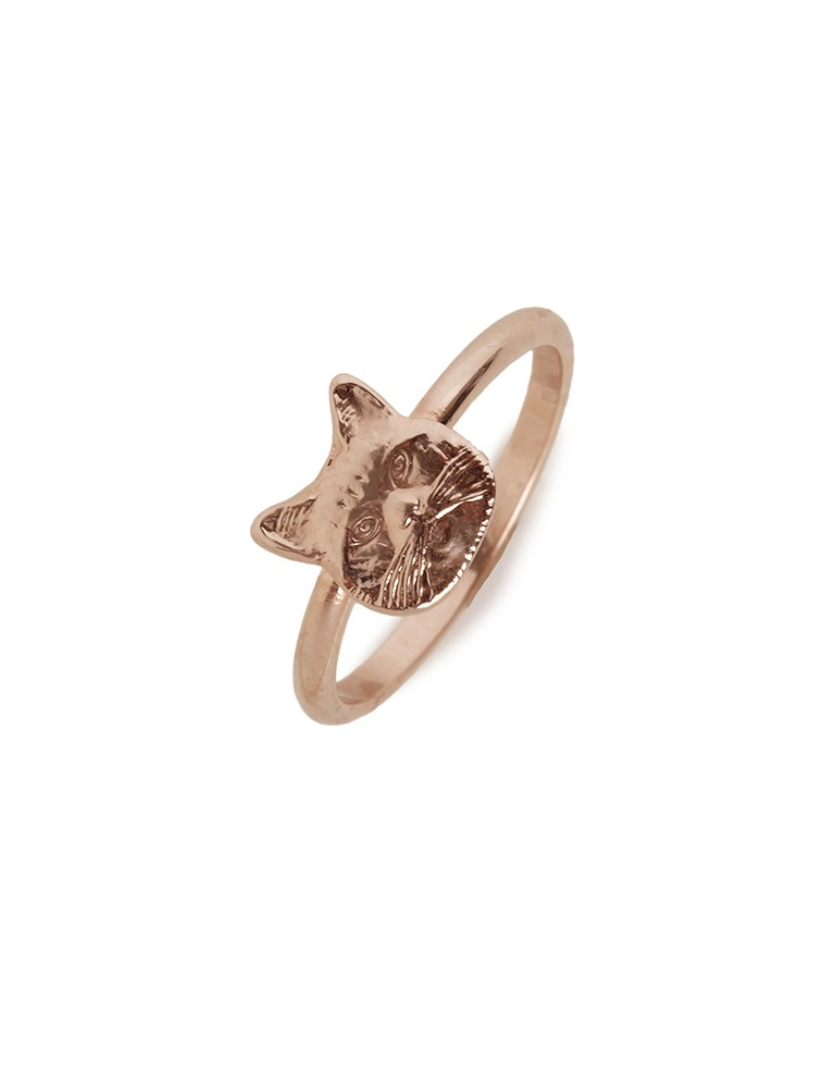 how adorable is our mini meow ring?!