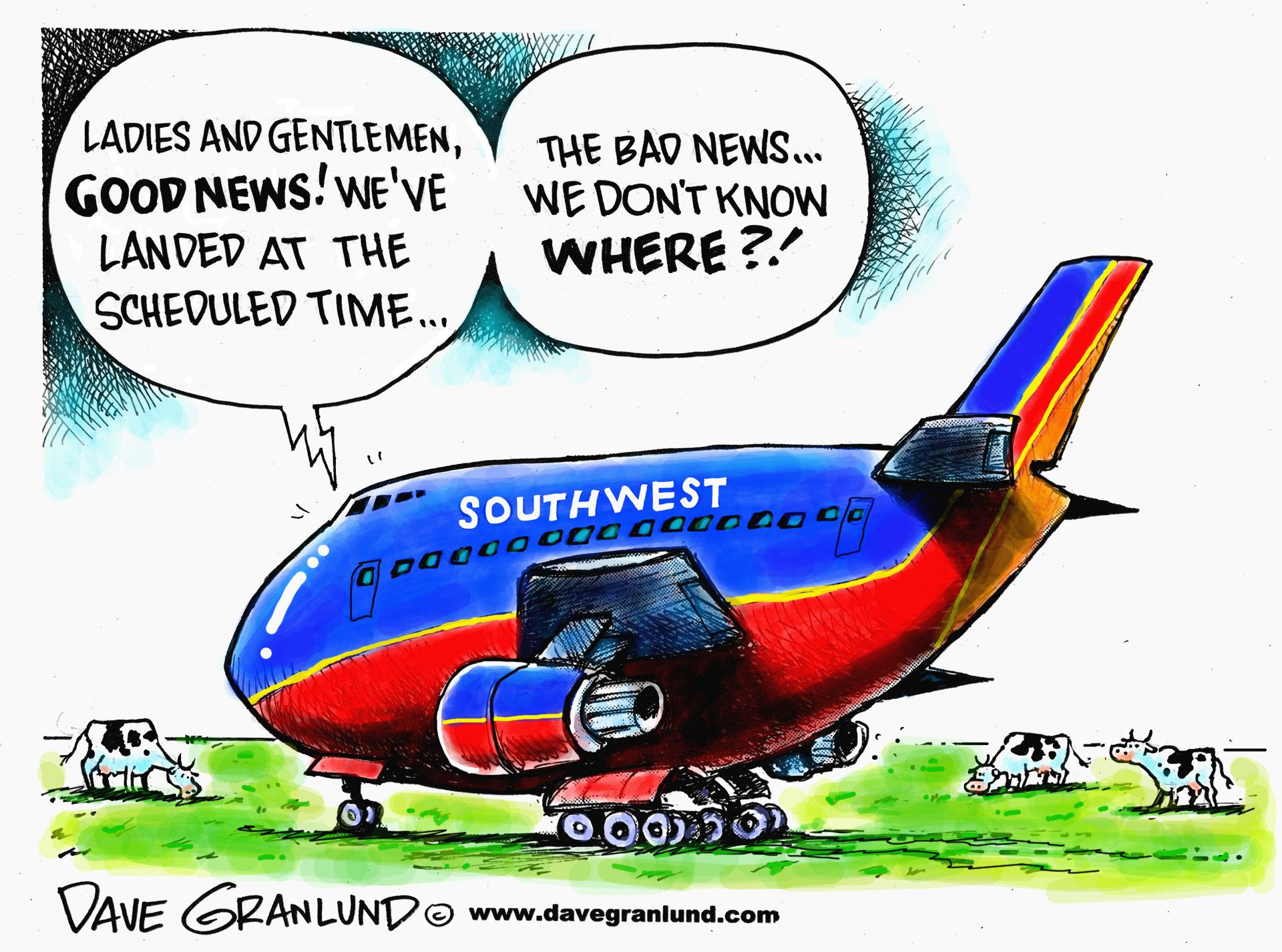 sucks Southwest airlines