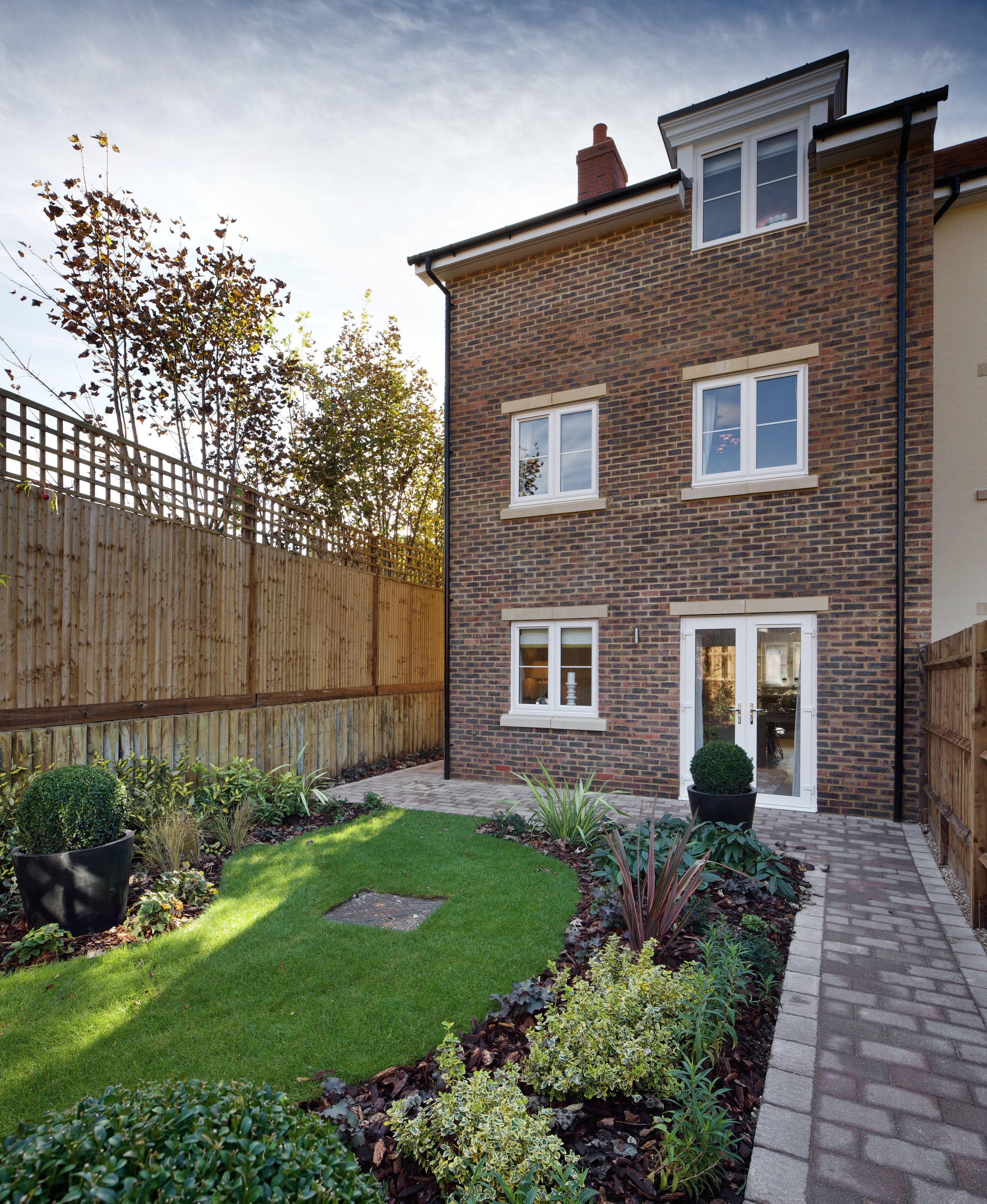 The Highcombes garden - Plot 11