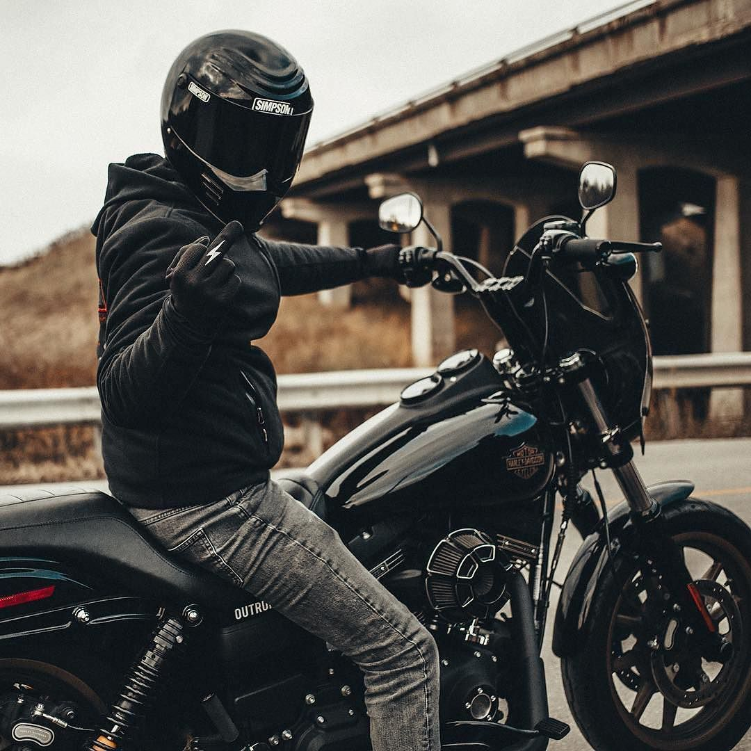 Come take a ride on the wild side  | •bikes• | Harley dyna