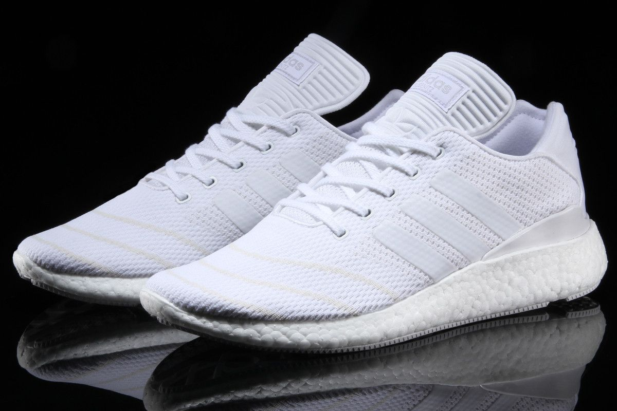 Adidas' Newest 'Triple White' Sneaker Adidas white shoes