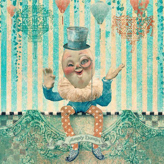 """Humpty Dumpty"" by AngiandSilas 