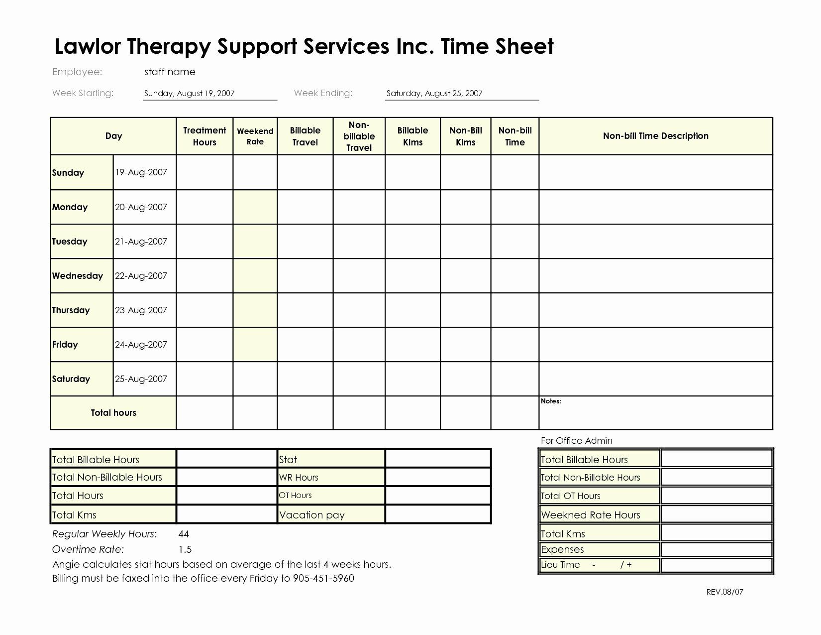 Attorney Billable Hours Template Elegant Billable Hours Invoice Template Invoice Template Card Templates Free Timesheet Template