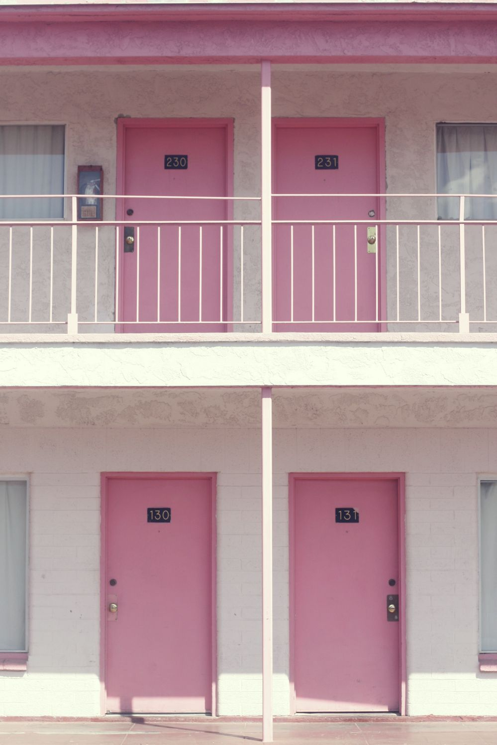 Pink motel doors in Las Vegas & Pink motel doors in Las Vegas | Travel | Pinterest | Motel Vegas ...