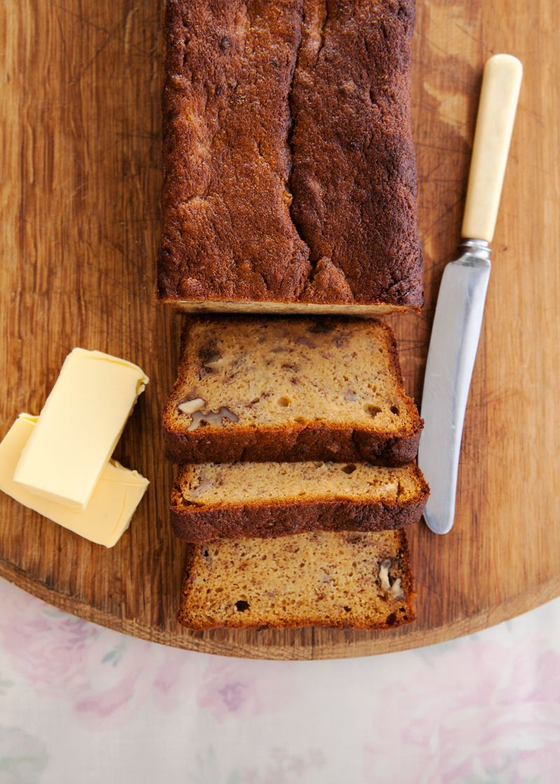 Banana Walnut Golden Syrup Loaf From Everlasting Feast By Lauraine Jacobs Banana Walnut Golden Syrup Baking
