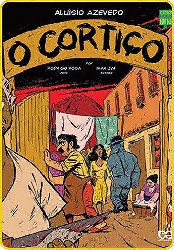 Aluisio De Azevedo O Cortico Com Imagens Literatura Livros