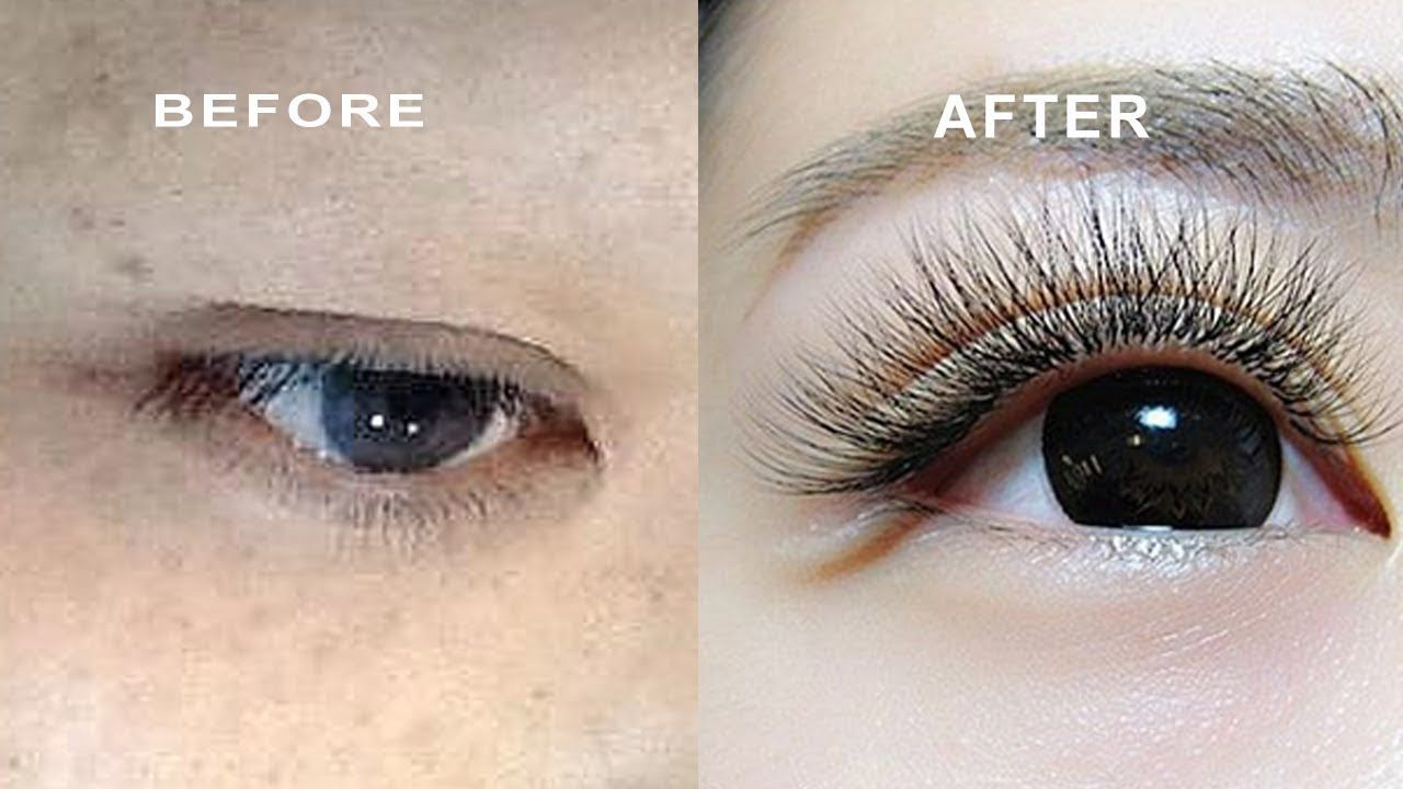 fff6596354f How To Grow Long, Thick Eyelashes and Eyebrows In Just 3 Days-  naturalliving - YouTube