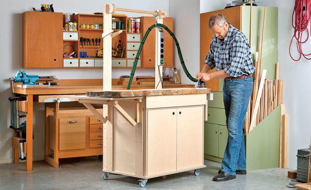 schleiftisch werkstatt pinterest selbst bauen werkstatt und holz. Black Bedroom Furniture Sets. Home Design Ideas
