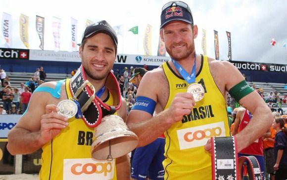 Rádio Web Mix Esporte&Som: Olimpíadas: Bruno e Alison, o Mamute e o Mágico…