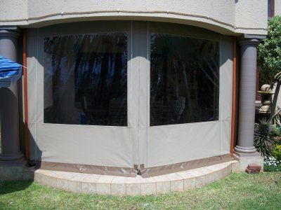 Diy Outdoor Awnings Blinds Home Improvements In Home Decor