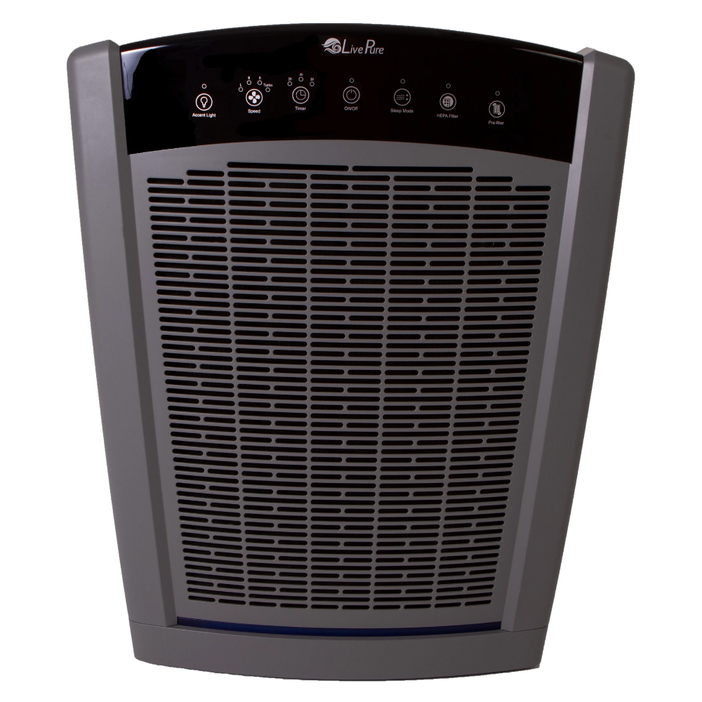 Bali MultiRoom True HEPA Console Air Purifier Air
