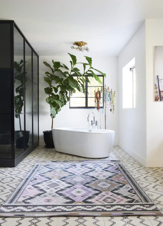 Novogratz Terrace Indoor/Outdoor Rug, Pink  Gray in 2018 Products