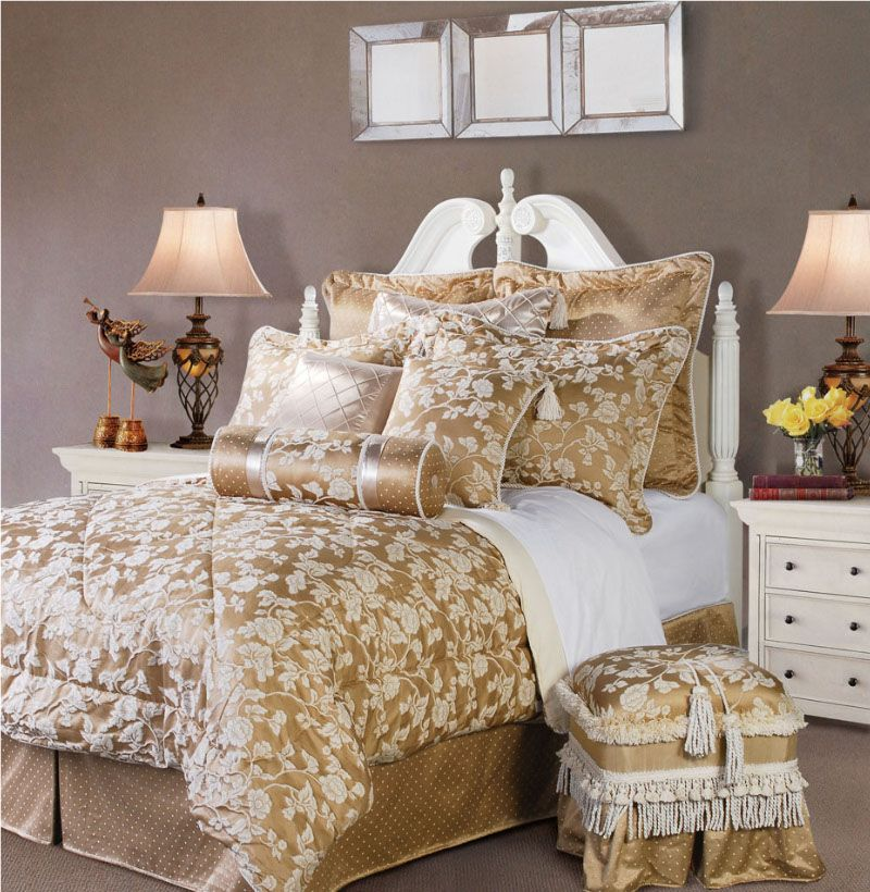 """Jennifer Taylor """"Heirloom"""" Comforter sets, Comforters"""