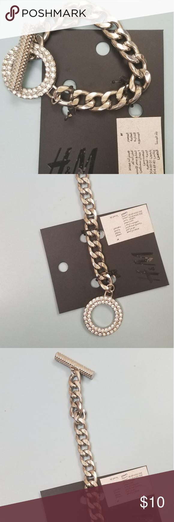 H M Bracelet Beautiful Brands Wrist Jewelry Bracelets