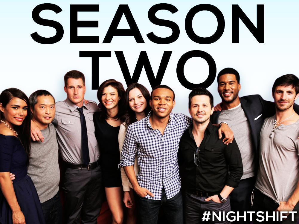 The Night Shift SEASON 2!!! Can't wait!