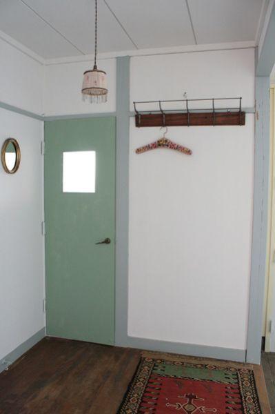 Albert House Annex アルバート ハウス アネックス 1f エントランス ハウス アパートのインテリア リノベーション