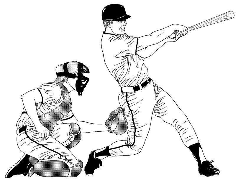 Baseball Color Pages 2016 See The Category To Find More Printable Coloring Sheets Also You Could Use The Search Box To Find W Baseball Coloring Pages Sports Coloring Pages Coloring Pages