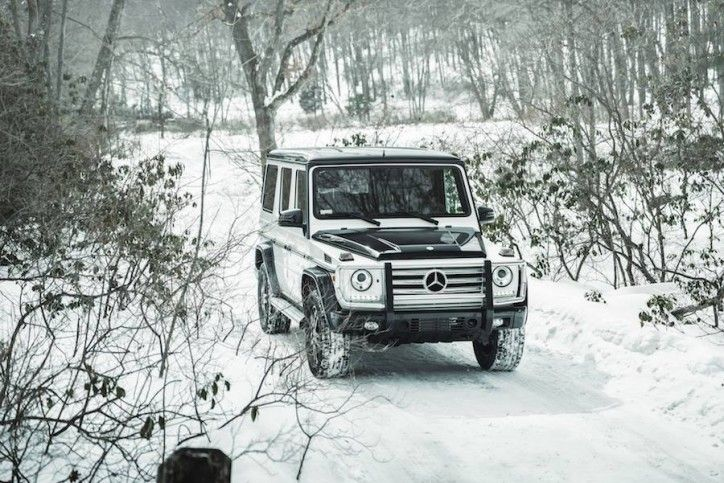 U.S. readers, go to your fridge, take your best #champagne bottle and open it, because it is time to celebrate the fact #Mercedesbenz is releasing their next limited #edition #G550 exclusively in the United States at: http://www.limitio.com/articles/limited-edition-cars/limited-edition-u-s-mercedes-benz-g550-night-star    Why not follow us on Pinterest? HERE