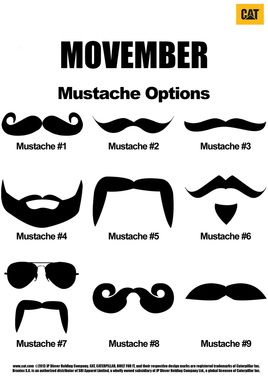 Movember   Mustache. Themes photo. Movember