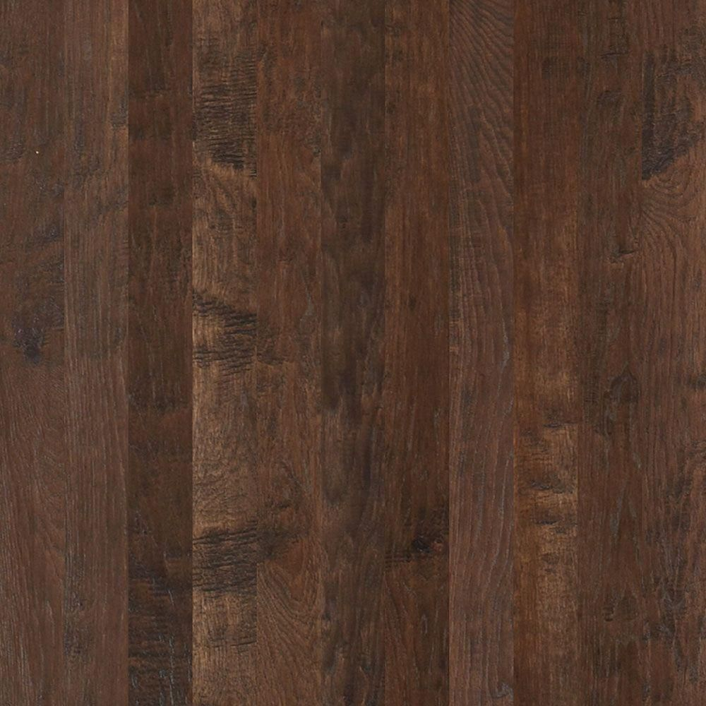Take Home Sample Western Hickory Saddle Engineered Hardwood Flooring 3 1 4 In X 10 In Hardwood Floors Solid Hardwood Floors Engineered Hardwood Flooring