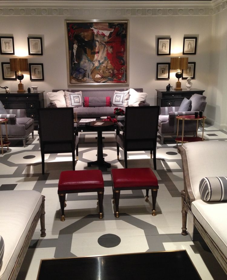 Attractive MARY MCDONALDu0027S FURNITURE FOR CHADDOCK EXUDES CLASSIC FRENCH CHIC