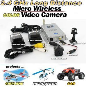 Price Drop!!! Brand New 2.4Ghz HeliCam - a Micro Wireless Video Camera - Spy on Anything you want! . $46.98