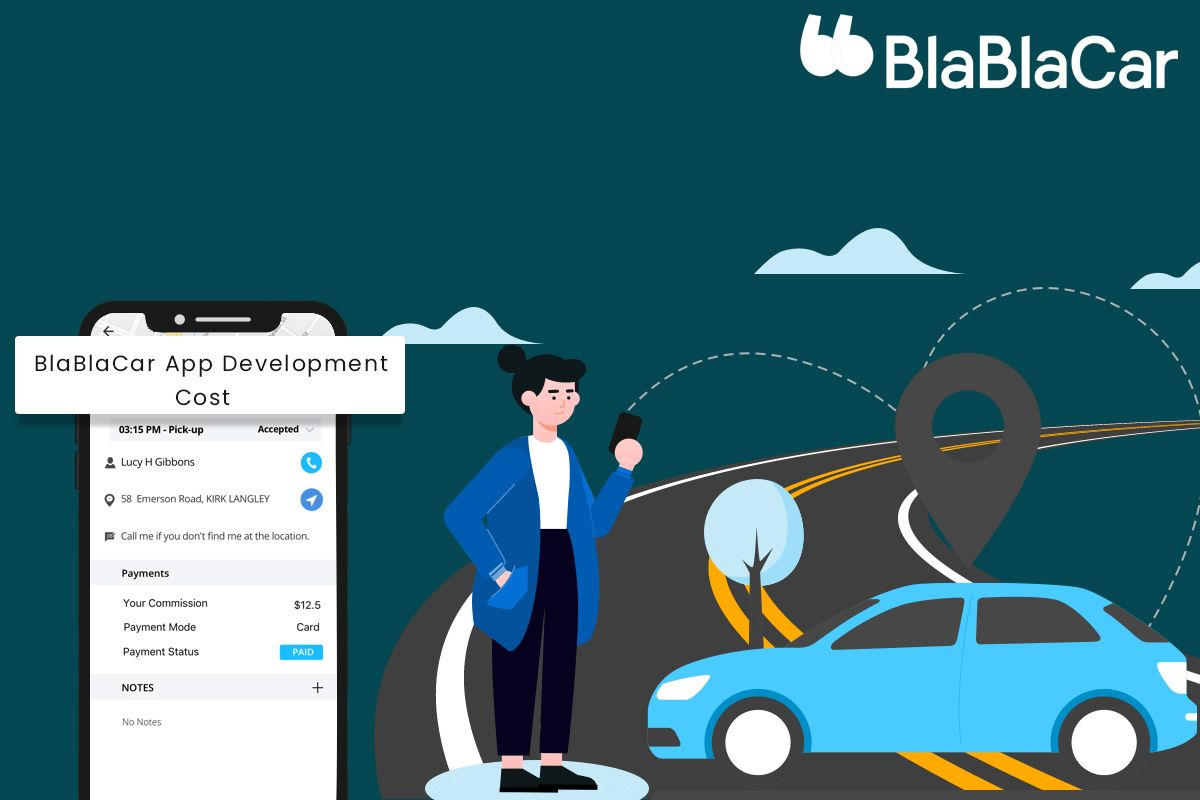 How much does it cost to develop an carpooling app like