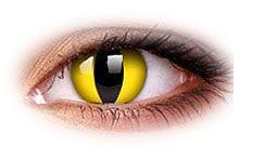 1af235e8369 ColourVue Crazy Cat Eyes Contact Lenses