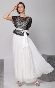1a0cb6ff0e2 модные шифоновые платья 2017 фото (73)
