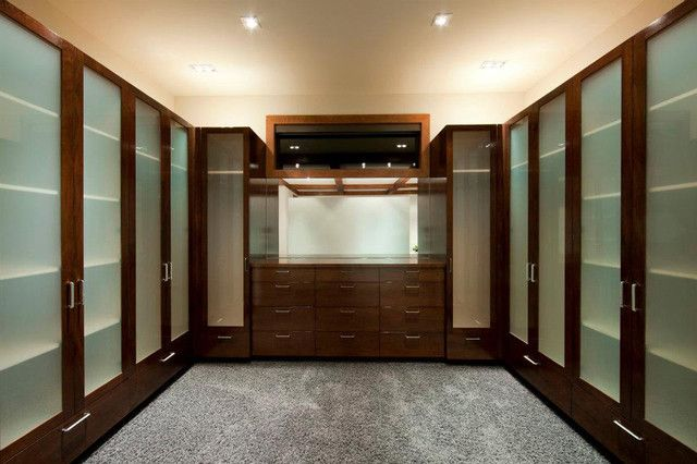 Master Bedroom Closet Design New Master Bedroom Closet Contemporary Closet  Closets  Pinterest Inspiration Design