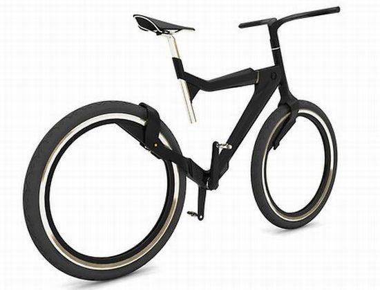 Avant Garde Hybrid City Bike For Trendy Bikers Designbuzz City Bike Design City Bike Bike Design