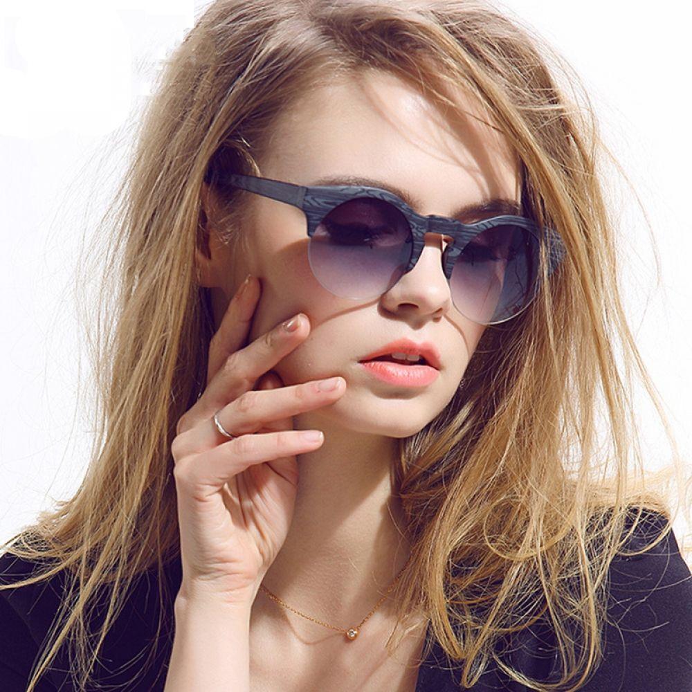 Women's Elegant Round Sunglasses Price: $20.95 & FREE