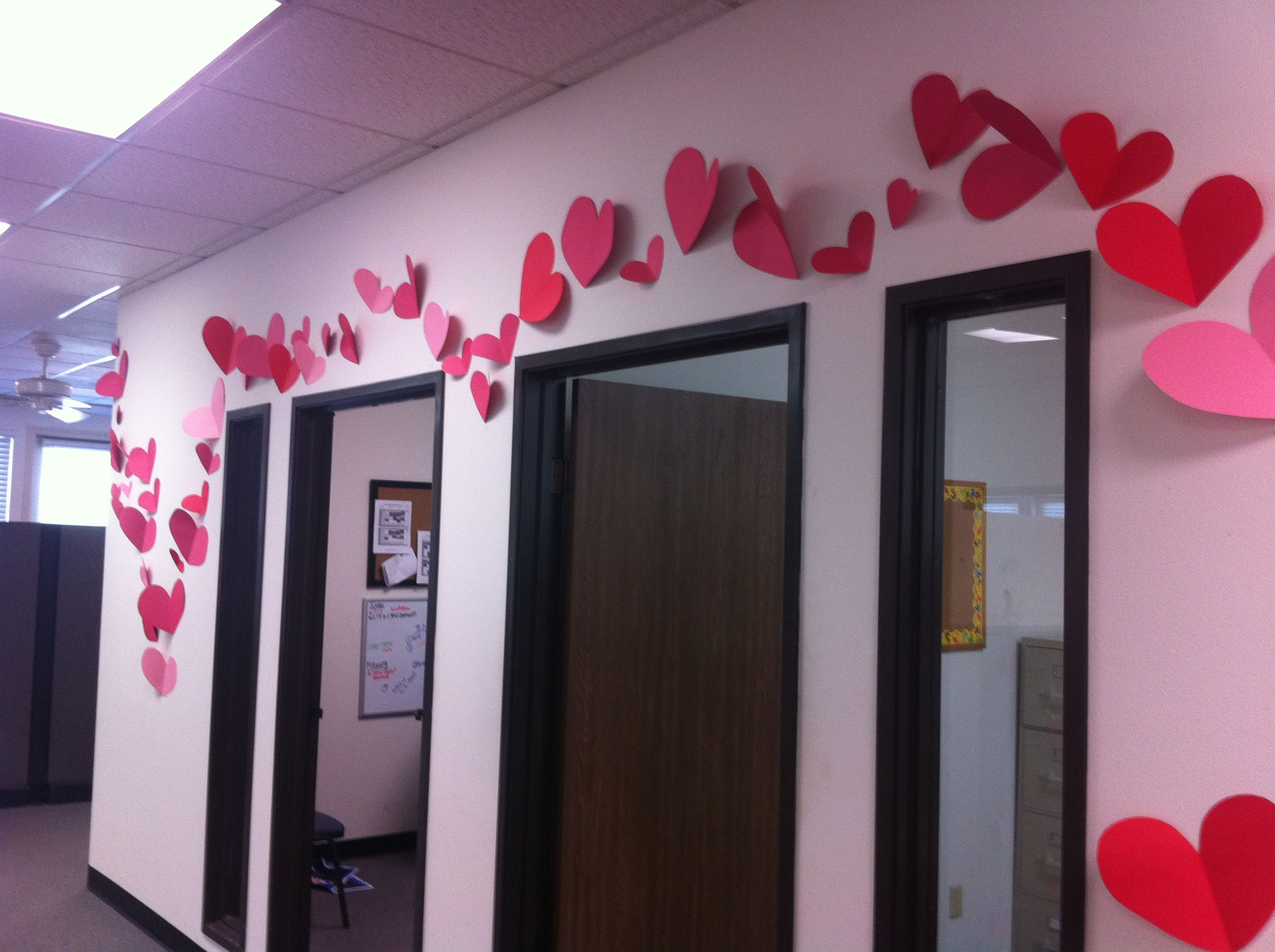 valentines ideas for the office