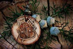 neirahda:    https://www.etsy.com/listing/107043370/viking-ship-wood-pendantNeirahda Creations*Our facebook**Our Etsy shop*