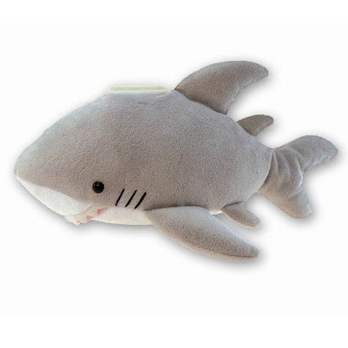 Shark Plush Coin Bank