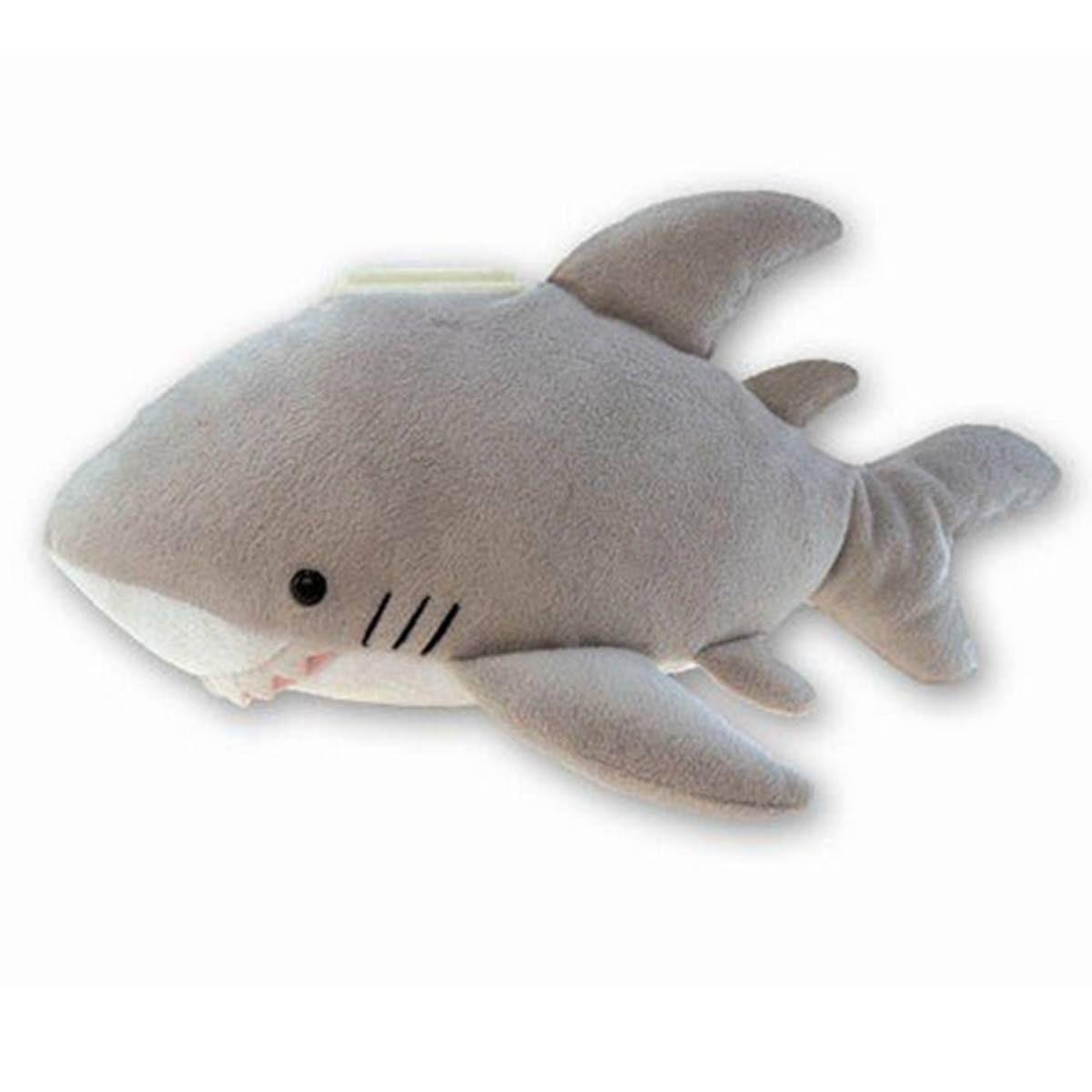 Shark Plush Coin Bank