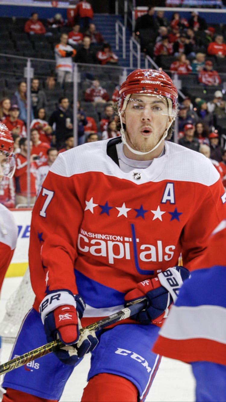 Tj Oshie Washington Capitals Hockey Capitals Hockey Hot Hockey Players