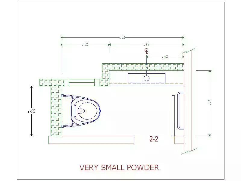 Floor Plan Small Bathroom Floor Plans Powder Room Small Bathroom Floor Plans