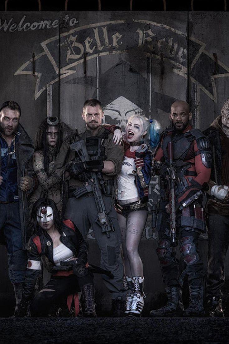 Esquadrão Suicida: Veja a primeira imagem do time de vilões (FOTOS)