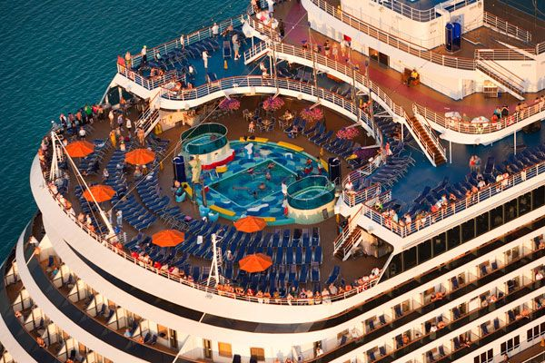 carnival dream pool beautiful shipgoing march 2013