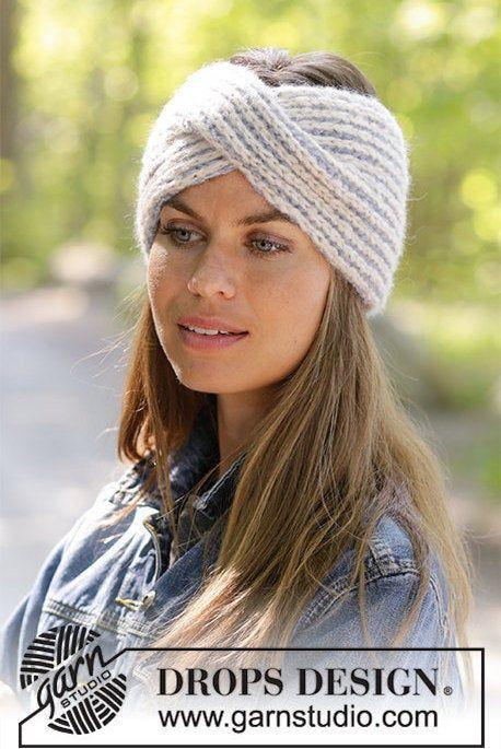 Photo of Stirnband aus Wolle gestrickt