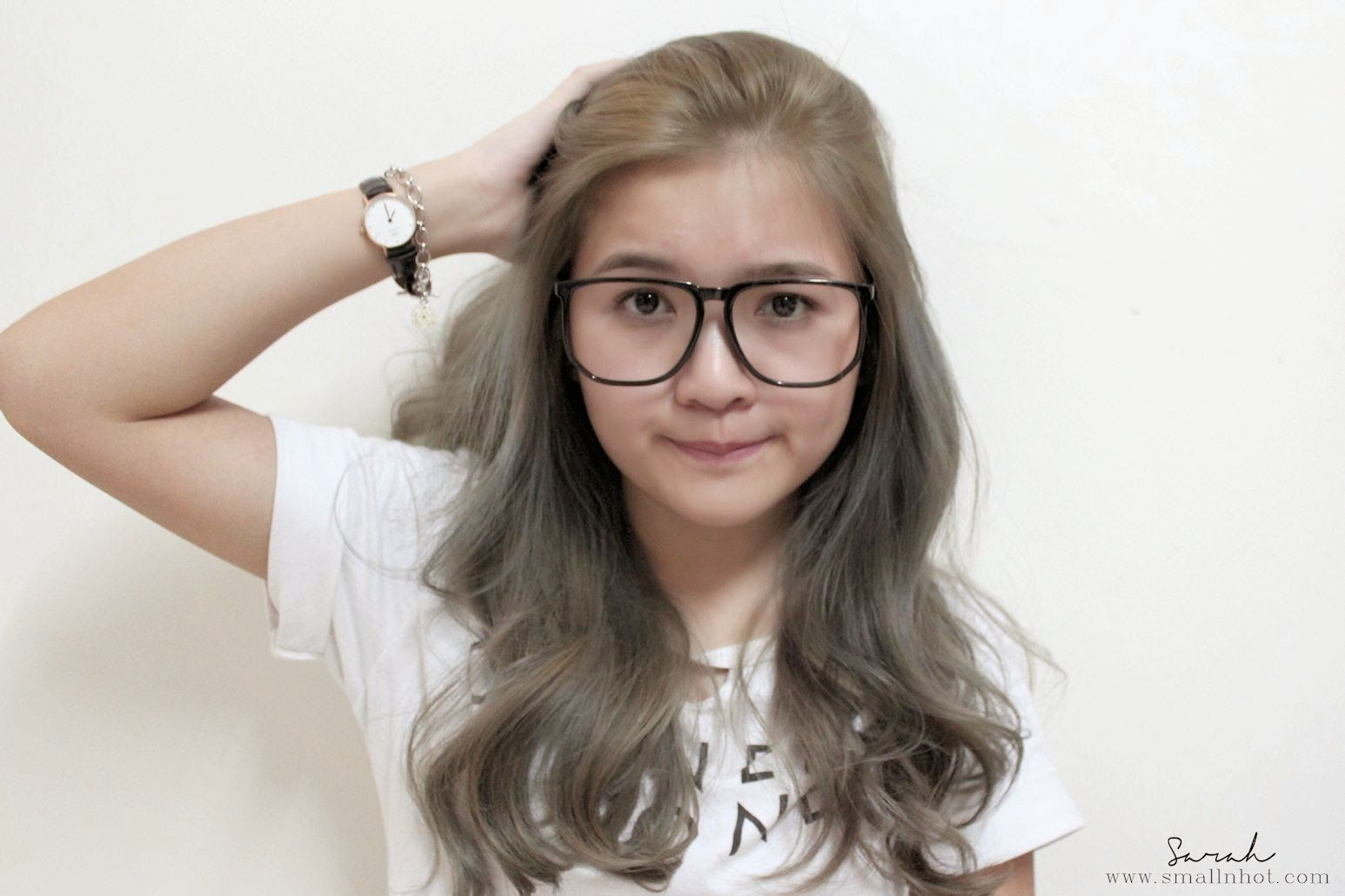 Hair Coloring Ash Green Brown By Ugly Duckling