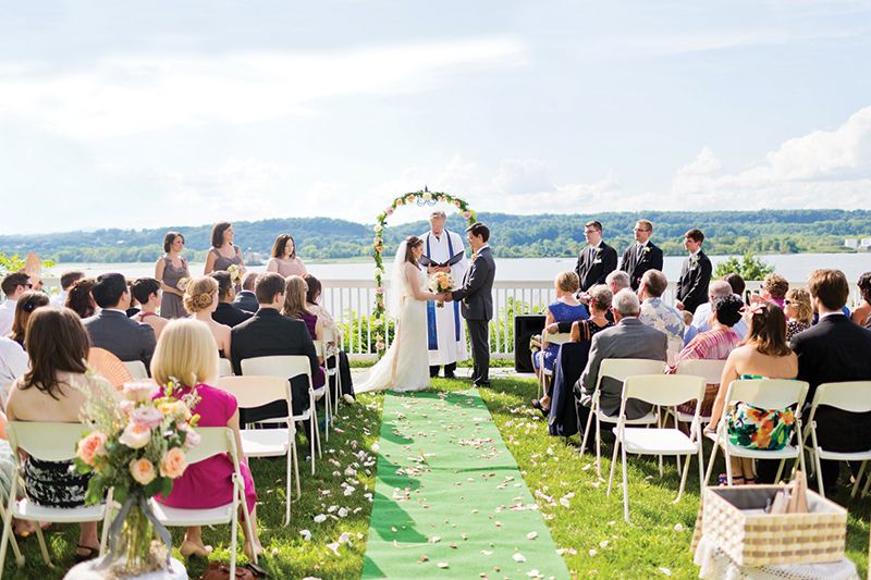One Stop Wedding Venues With Ceremony Sites Reception Halls And Overnight Accommodations Perhaps A Space For Rehearsal Dinner After Party
