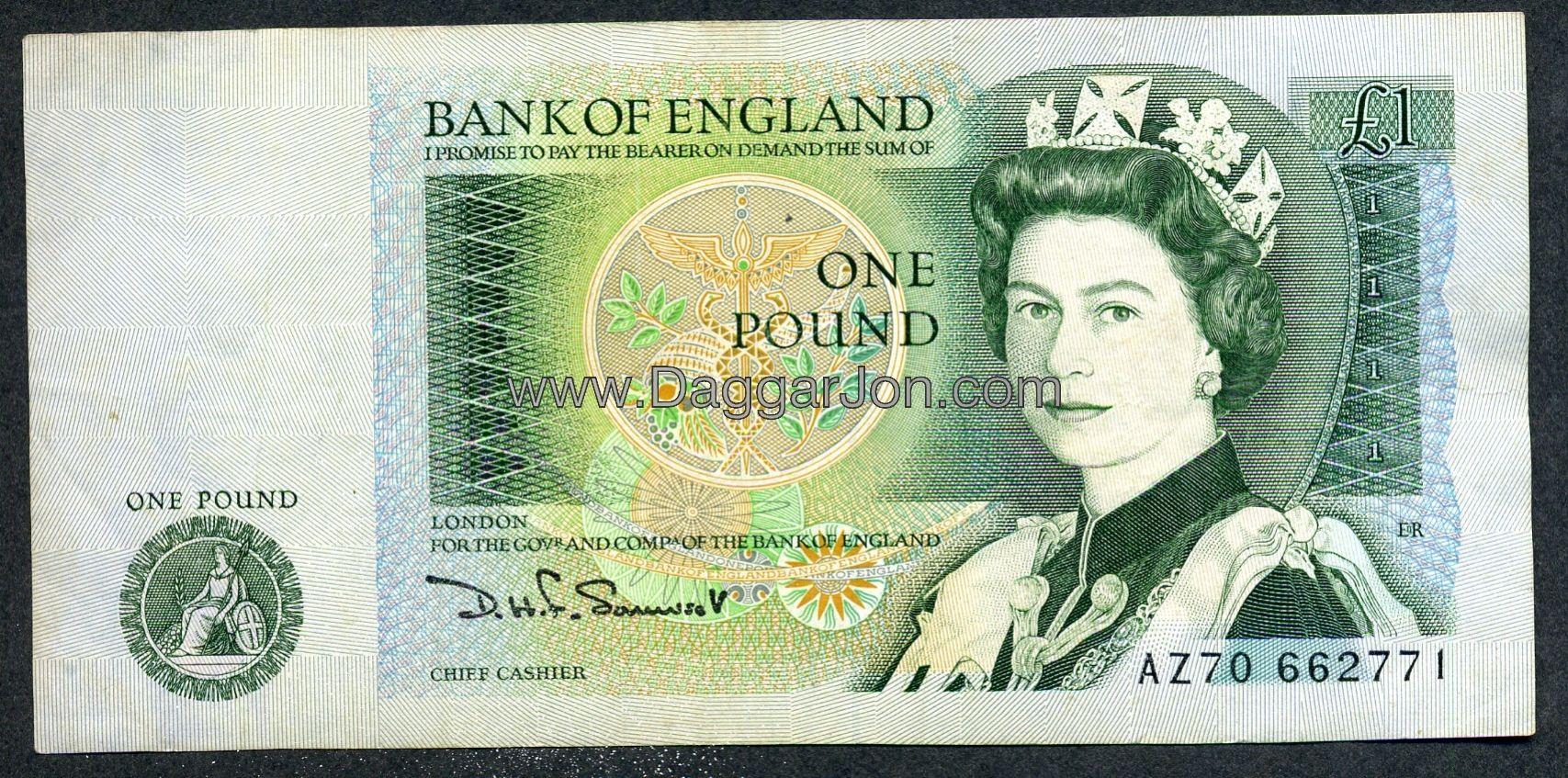 Currency United Kingdom A Brief History