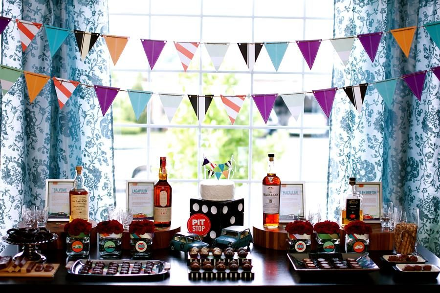 scotch chocolate birthday party i have the feeling sirivoranankul and noh would love having this as a party theme