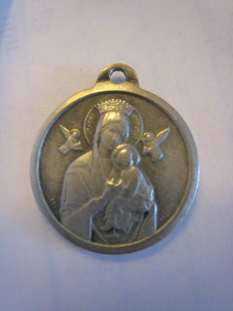 Vintage Heavier Weight Pope John Paul II Our Lady of by Glamaroni, $18.00